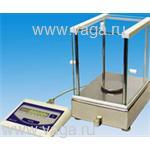 АВ-60-01А Весы аналитические и лабораторные серии АВ конструктивно состоят  из двух блоков: весового и электронного, соединенных между собой кабелем длиной от 1,5 до 5 м.